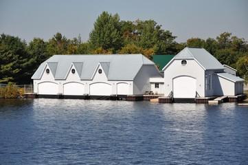 Boat storage facilities