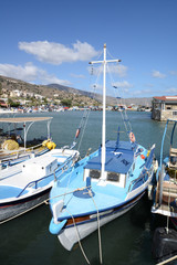 Fischerhafen von Elounda, Kreta