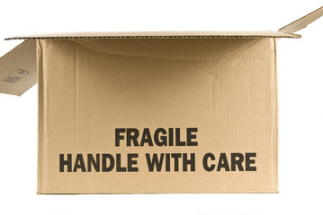 Box Marked Fragile