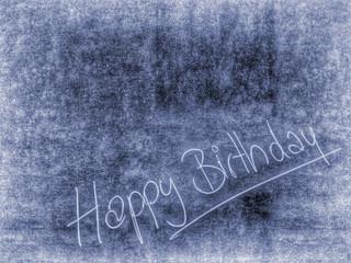 Happy Birthday...bw