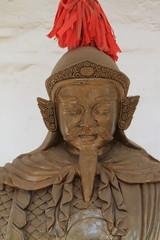Terrakottakrieger in China