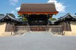 Kyoto, Japan - Imperial Palace gate