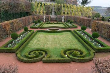Dornburger Schlösser Rokokogarten