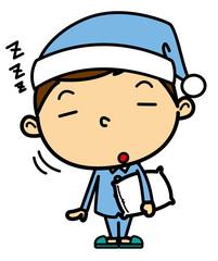 SD男性 睡眠