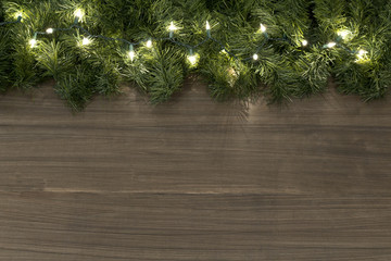 Christmas Light Background