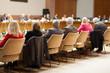 Leinwandbild Motiv round table discussion