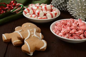 Sweet Christmas snacks