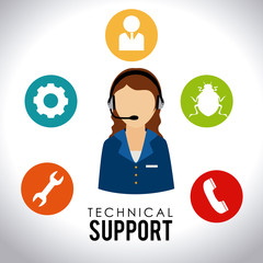 Support design