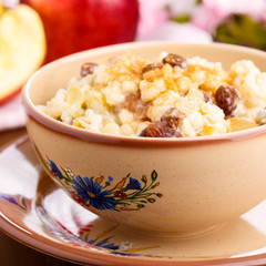 Rice pudding - Milchreis