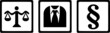 Lawyer Justice Symbols - 73331239
