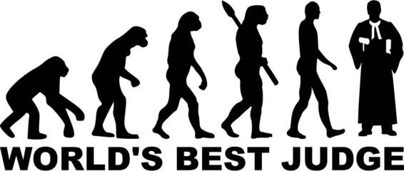 Judge Evolution