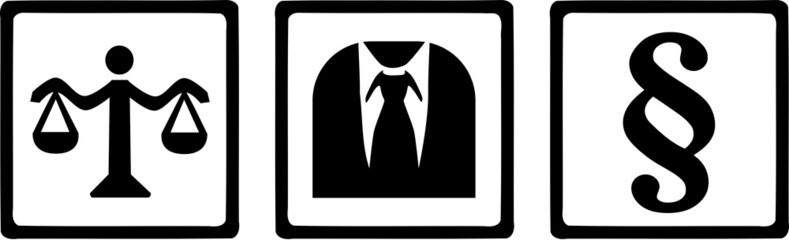 Lawyer Justice Symbols