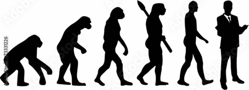 Lawyer Evolution - 73331226