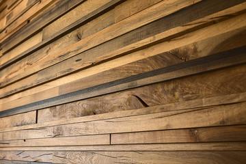 yellow oak planks