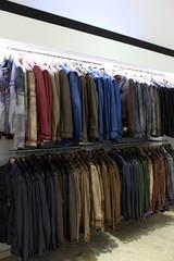 Male coats
