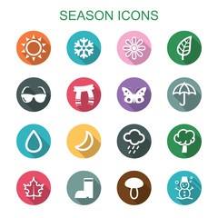 season long shadow icons