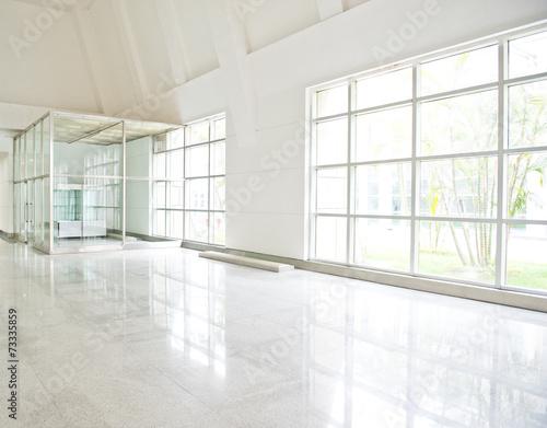 Leinwanddruck Bild modern interior