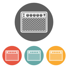amplifier icon