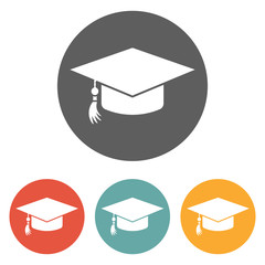 education cap icon
