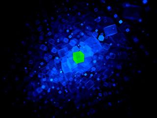 Antivirus software checking data