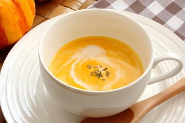 スープ ポタージュ パンプキンスープ