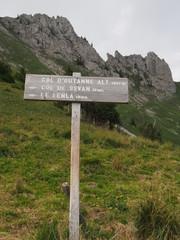 Cols de montagne