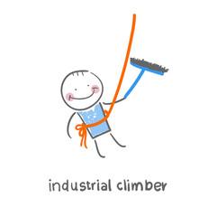 industrial climber