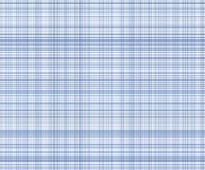 Seamless tartan blue texture - striped pattern