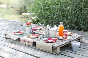 gesundes picknick