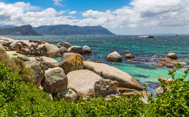 Boulders Beach, Simon's Town, False Bay
