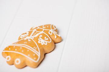 Lebkuchen, Pfefferkuchen Figur, Mann/Frau