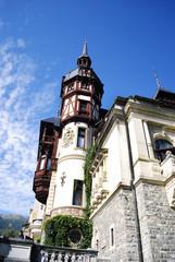 neo-renaissance castle
