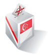 Wahlbox Singapur