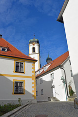 Barockkirche Wolfegg