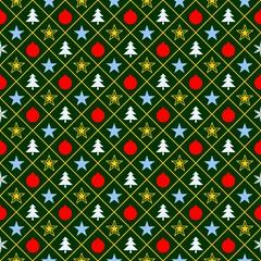 Fond symboles Noël #6