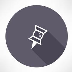 Pushpin icon