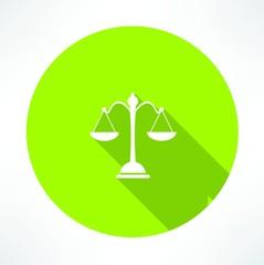 Law symbol,vector