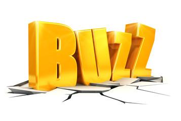 3d buzz concept