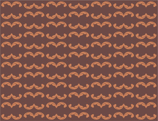 Patterns seamless vintage retro  background brown wallpapers