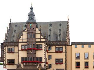 Renaissance Rathaus von Schweinfurt