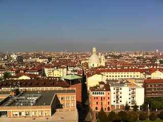 Turin from above