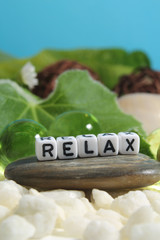 Spa wellness meditation relaxen