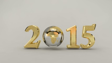 2015 in gold
