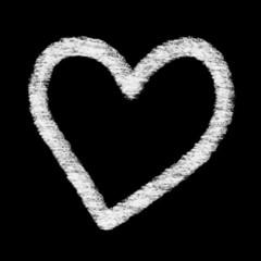 сердце-рисунок