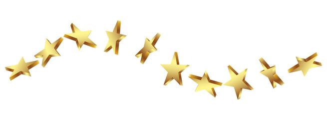 Sterne, Goldsterne, goldene Sterne, Sternchen, Banner, Panorama