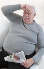 Obesité , Déprime