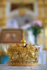 Wedding crown.
