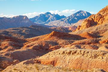 Lake Meat National Recreaation Nevada