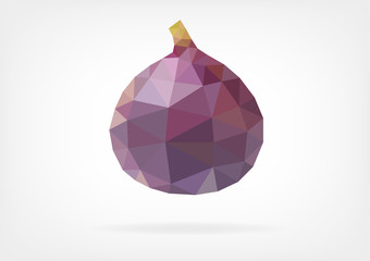 Low Poly Fig