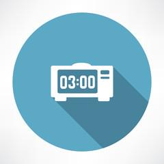 electronic clock icon